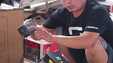 新买的电池忽然充不了电,师傅检查后立马就给出了解决办法