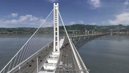 如果桥真晃成这样,估计设计师也会连夜跑路吧
