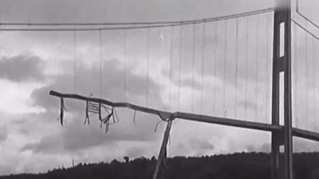 虎门大桥振动与塔科马海峡吊桥