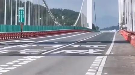 虎门大桥太可怕了吧!