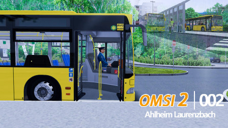 人生中最糟糕的一次驾驶~omsi2巴士模拟
