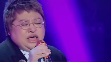 难得一见的同台演唱,韩红林俊杰合唱《飞云之下》,画面太震撼了