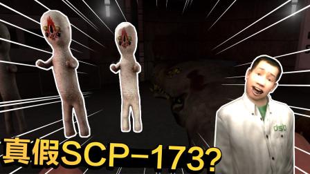 收容所竟出现两个SCP-173?大蜀一招分出真假,还让张叔来参观