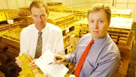 """屡次拒绝中国运回600吨黄金?中国使出""""杀手锏"""",让美骑虎难下"""