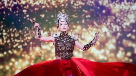 19岁女孩翻唱《左手指月》,林俊杰都惊呆了,真是让人头皮发麻!