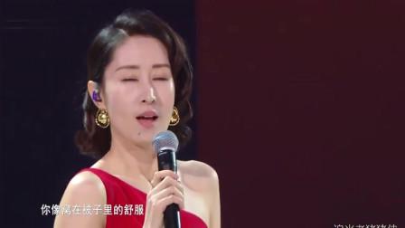 乘风破浪姐姐们真的又美又飒!刘敏涛姐的表情太搞笑了!