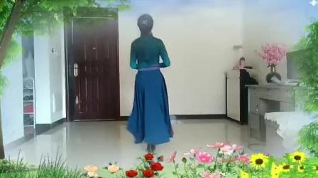 寒梅傲雪蒙古舞蹈《我的母亲》