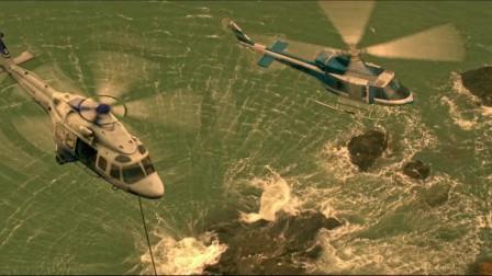 特警队:特警深入孤岛,将罪犯一网打尽,成功解救人质