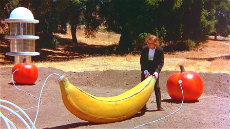 老板做了个小手术,醒来发现已是两百年后,不仅水果比人大小鸡还比人高!