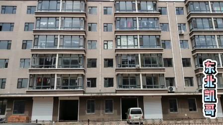 东北小镇月工资1500元,一套楼房5万,遍地都是没人买!