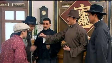 杜月笙用两个箱子交朋友,结交到大名鼎鼎的银行家!