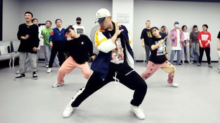 小孟 编舞《Intentions》Urban Dance Studio