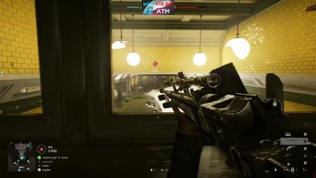 【BF5 战地5 Battlefield V】多人模式集锦:狙击手玩39反坦克步枪 第3集[ATM][4K]