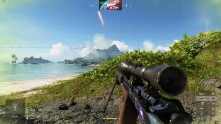 【BF5 战地5 Battlefield V】多人模式集锦:狙击手玩毛瑟98K 第33集 [ATM][4K]