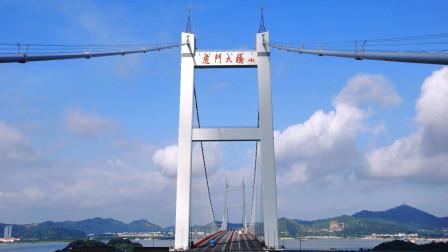 虎门大桥为什么会抖动?通车后还安全吗?