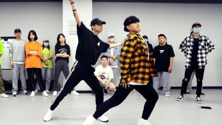 吕浩&代嘉豪 编舞《50 feet》Urban Dance Studio 都市编舞工作室