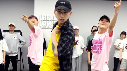 吕浩 编舞《Bad Gril》Urban Dance Studio 都市编舞工作室 吴亦凡