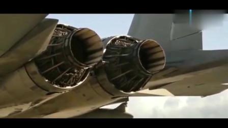 F-15涡扇发动机测试,推力全开的场面,这谁能顶得住!