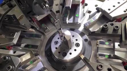 工厂机器加工制造过程实拍!大开眼界了啊