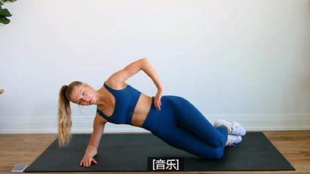 初学者无装备训练,锻炼你的腹肌,减去你的赘肉