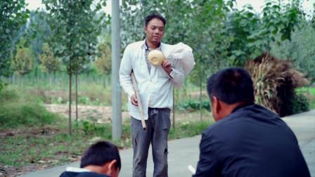 在成长的道路上,学会站立 乞丐变形记