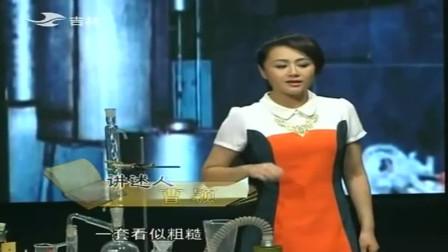 珍贵影像:刘招华制毒能力有多强?一套设备30亿美元不卖
