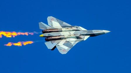 美国终于承认,F-22战斗机的对手就是苏57,印度却表示不赞同