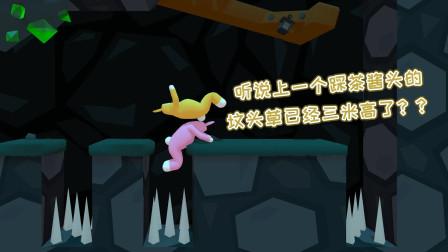 疯狂兔子人:火爆猴有多惨,糖宝就有多开心,嘻嘻嘻!