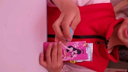 女巫公主玩叶罗丽卡片