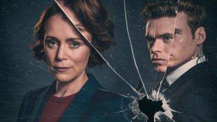 BBC出品!10年来收视率最高的英剧《贴身保镖》:保镖与上司的禁忌之恋