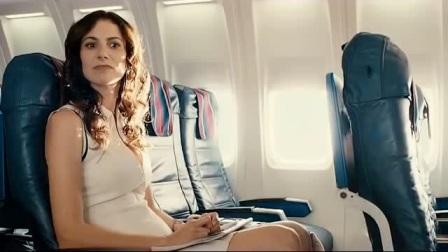 美女为复仇,竟将所有人集中到一架飞机上坠机