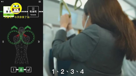 日本地铁创意广告,高科技感十足,看得人心潮澎湃!