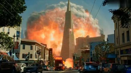 如果没核武器这种东西多好,蘑菇云就像是世界末日