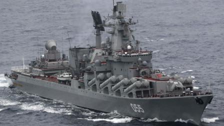 """趴窝3年满血复活,俄""""航母杀手""""重返黑海,700千米外打击航母"""
