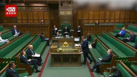 英国首相鲍里斯因养老院防护被问责 工党领袖与其发生激烈争吵
