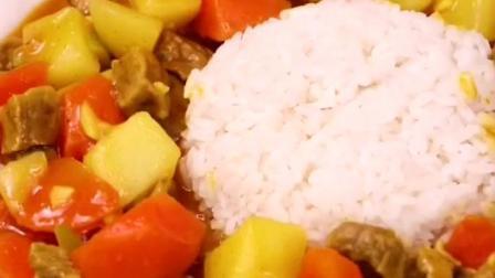 懒人怎么做咖喱牛肉饭?