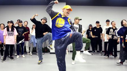 小孟 编舞《环球小姐》Urban Dance Studio Danny 这就是街舞
