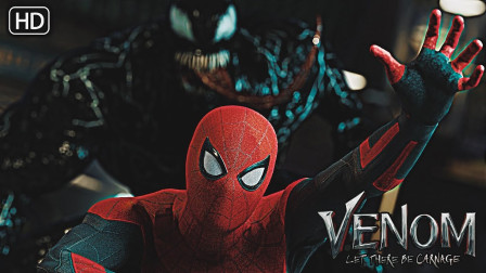 毒液 VS 蜘蛛侠,结尾有点意外