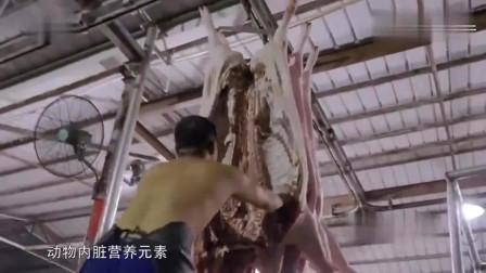 舌尖上的中国:广东人的新鲜猪杂粥宵夜,看见都觉得非常好吃