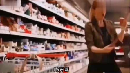 搞笑视频:你在哪冒出来的啊?吓我一跳