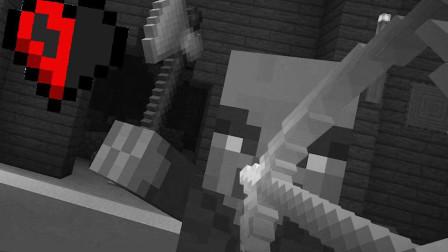 悲报!在玩了两个月的极限存档里死了...但     Minecraft 我的世界 mc