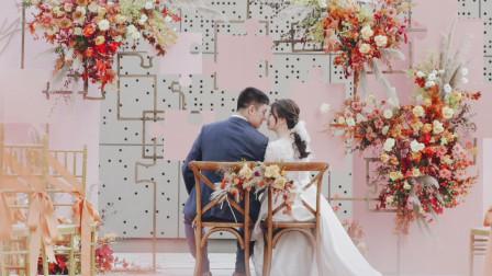 森格婚礼电影丨HU&ZHOU婚礼MV