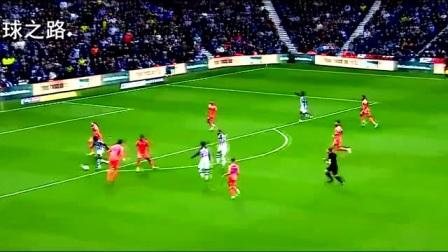 足球欣赏丨佩雷拉:优雅的技术