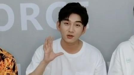 韩宇回应忽胖忽瘦的原因,节目录制太辛苦啦 师父!我要跳舞了 20200517