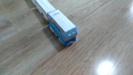 火车模型事故5