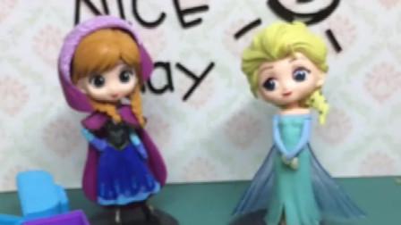 小公主去拆盲盒了,大家快来看看,公主们的盲盒有什么?