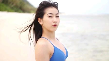 日本清纯小姐姐比基尼写真植村あかり