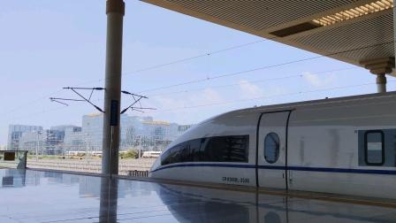 【2020.5】G677次(上海虹桥~武汉)南京南站18道发车 CRH380BL-3536