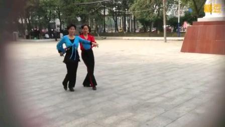 拉丁伦巴 孝感靓丽舞蹈队,张老师,冯老师