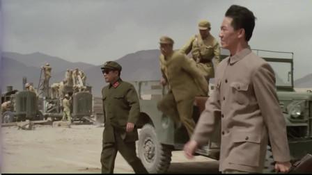 1964年中国第一颗原子弹运往罗布泊,最高运输标准十步一人